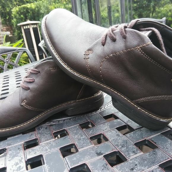 ecco chukka boots